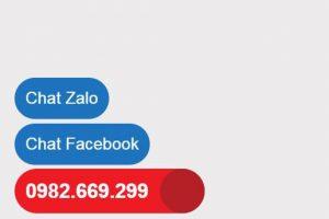 Tạo nút Zalo, Facebook và Hotline cho WordPress