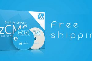 [WORDPRESS] DVD PHP & MySQL + izCMS Của Izwebz