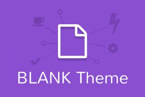 [WORDPRESS] Blank Theme WordPress của IzWebz