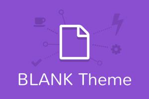[WORDPRESS] Blank Theme WordPress của IzWebz